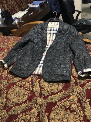 Men Burberry jacket for Sale in Hyattsville, MD
