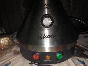 Volcano with custom case for Sale in Woodbridge, VA