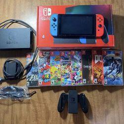 Nintendo switch bundle for Sale in Oro Valley,  AZ