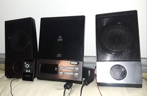 ONN mini Stereo System for Sale in Tampa, FL