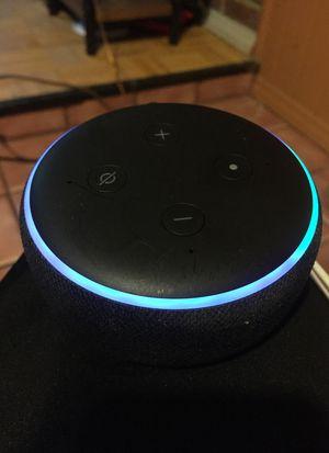 Amazon Alexa 3rd gen for Sale in Jurupa Valley, CA