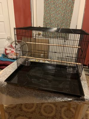 New bird cage never used 24/16/16 inches for Sale in Beverly, MA