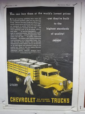 1935 Chevy truck parts for Sale in Middleborough, MA