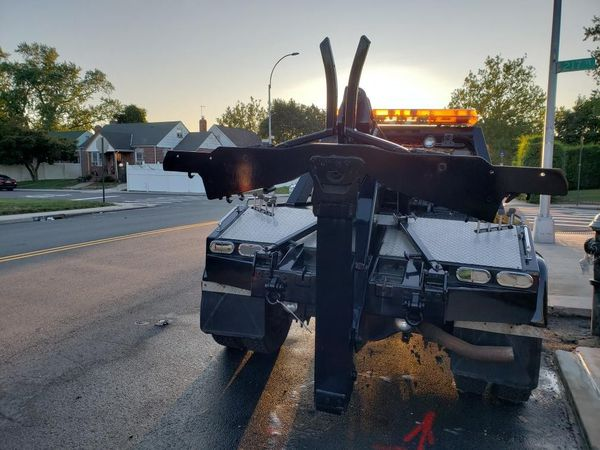 Ford f450 Diesel tow truck