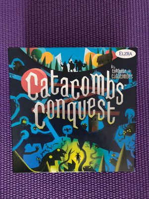 Catacombs conquest fun family card game for Sale in San Francisco, CA