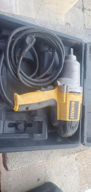 Dewalt 1/2 impact wrench for Sale in Philadelphia, PA