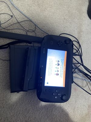 Nintendo Wii U Plus 2 Mario Games for Sale in Lakeland, FL