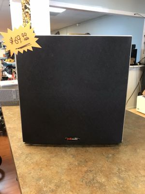 Polkaudio speaker for Sale in Jensen Beach, FL