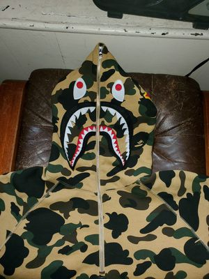 100% Authentic Bape XL hoodie for Sale in San Francisco, CA
