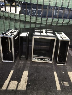 Rack mount cases for Sale in Los Angeles, CA
