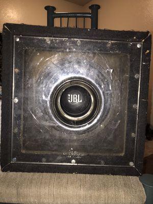 12/JBL speaker for Sale in Hemet, CA