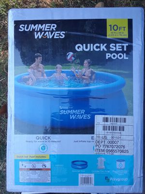 Summer waves for Sale in Fresno, CA