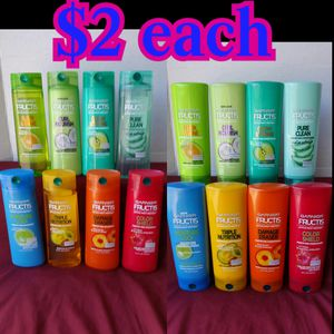 Fructis Garnier shampoo or conditioner for Sale in Los Angeles, CA