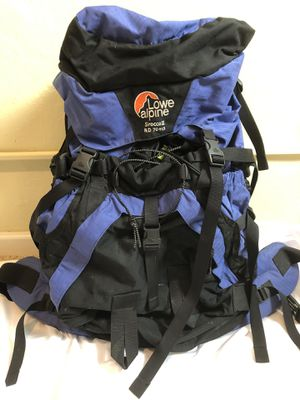 Lowe Alpine Sirocco II Hiking Backpack for Sale in Cottage Grove, MN