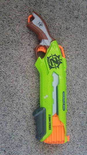 Nerf Gun Roughcut shot gun for Sale in Las Vegas, NV