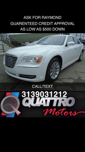 2014 Chrysler 300 Base for Sale in Redford Charter Township, MI