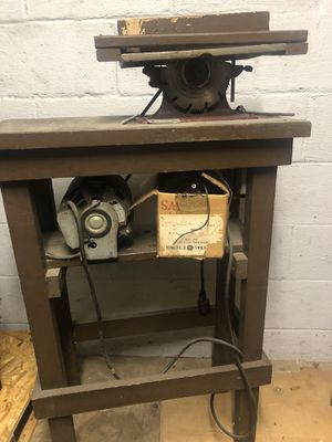 Crafts table saw for Sale in Pittsburgh, PA