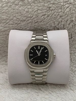 Watch - Brand New Men's Wrist Watch - Black Dial - Stainless Steel - Automatic Watch for Sale in Chicago, IL