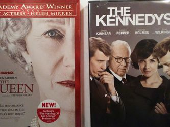 2 Historical Dramas on DVD for Sale in Springfield,  VA