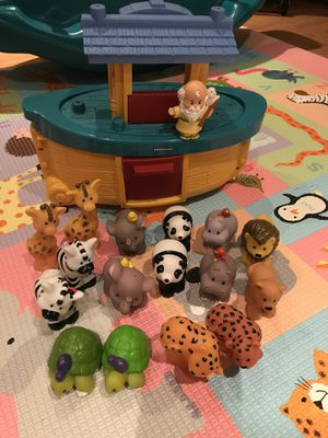 Fisher Price Noah's Ark for Sale in La Puente, CA