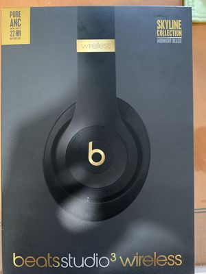 Beats Studio 3 Wireless for Sale in Summerville, SC