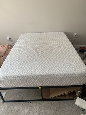 Full Way fair bed and Amazon frame. Used just a year! for Sale in Washington, DC