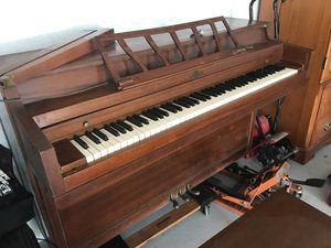 Piano with bench for Sale in Sebring, FL