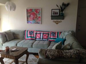 Large beautiful sectional couch for Sale in Malden, MA