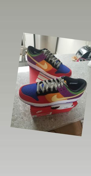 NIKE DUNK LOW SP VIOTECH US 7.5 for Sale in Mesa, AZ
