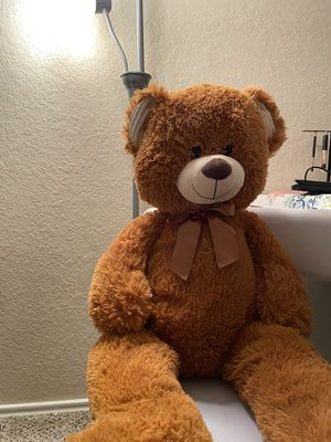 Big Teddy bear for Sale in Coppell, TX