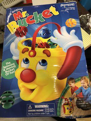 Mr bucket game for Sale in La Vergne, TN