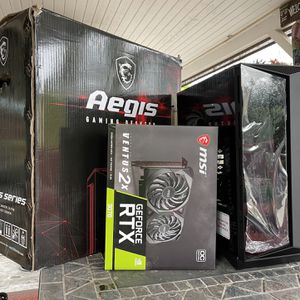 Gaming Desktop RTX 3070 MSI Aegis RS for Sale in Chino, CA