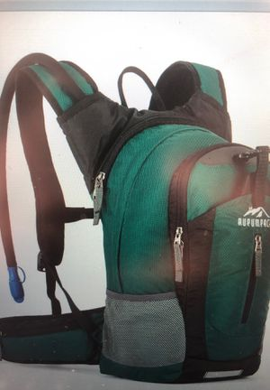 Rupumpack Insulated Hydration Backpack with 2.5 liter BPA Free Bladder for Sale in Laurel, MD