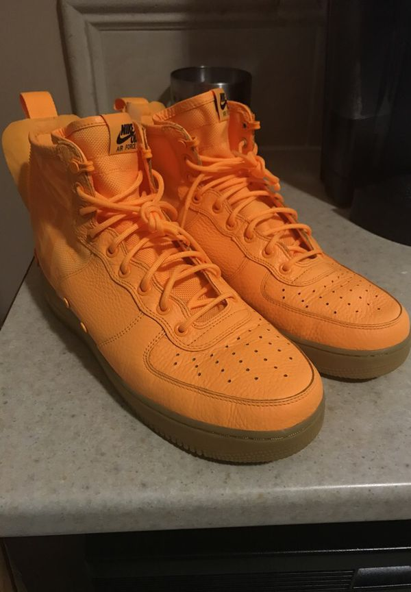 "fd868a7502 Nike Air Force 1 ""OBJ"" for Sale in Sandy Springs, GA - OfferUp"