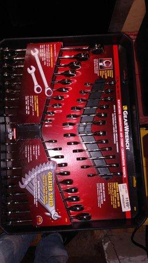 • Wrench Set• (READ AD) for Sale in San Jose, CA
