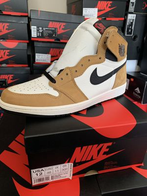 ea917c00aca2d Deadstock Nike Air Jordan retro 1 rookie of the year size 12 for Sale in San
