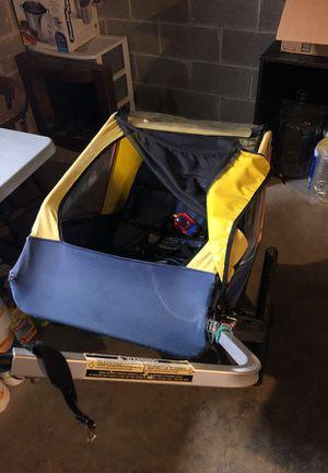 Trek bike cart for kids for Sale in Columbus, OH