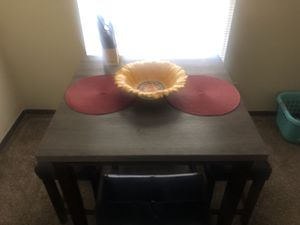 Dinner Table Set, Couch, & Loveseat for Sale in Columbus, OH