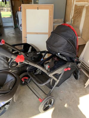 Contours options double stroller for Sale in Riverside, CA