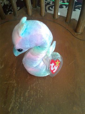 """1999 TY Beanie Baby """" Neon """" for Sale in Tollhouse, CA"""