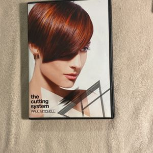 Paul Mitchell The Cutting System DVD for Sale in Pittsburgh, PA