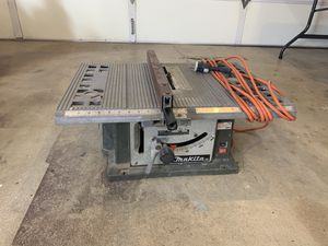 Portable Table Saw for Sale in San Diego, CA