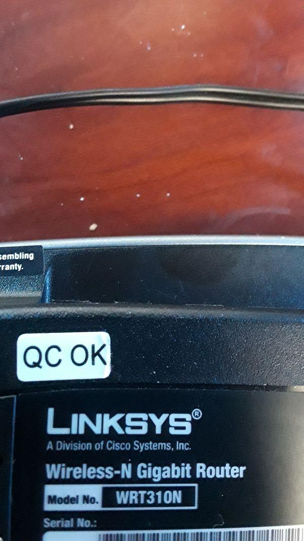 Wifi range extender & Router linksys