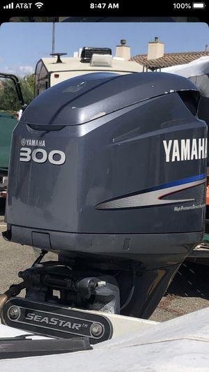 05 Yamaha 300 HPDI SUPER CLEAN LOW HOURS for Sale in Newport Beach, CA
