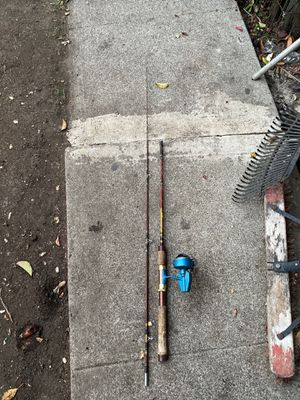 Fishing rods for Sale in Redwood City, CA