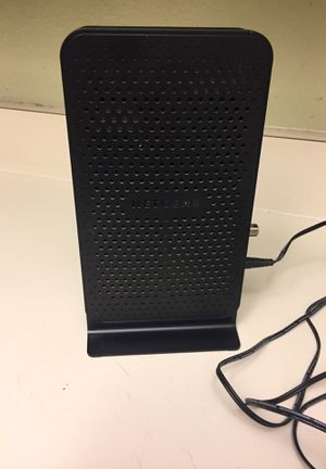 Netgear N300 WiFi cable modem router for Sale in Montclair, CA