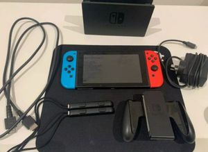 Nintendo switch for Sale in Coffeyville, KS