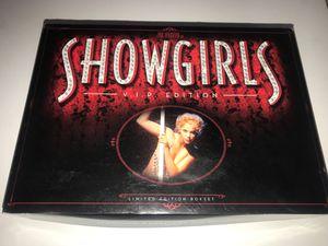 Showgirls VIP Edition Dvd box set for Sale in Corona, CA