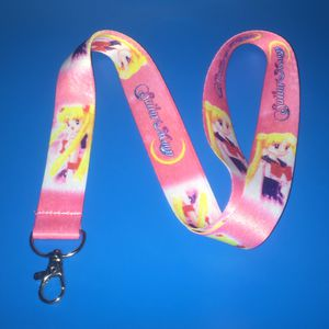 Sailor Moon Anime Pink Lanyard L53 for Sale in San Diego, CA