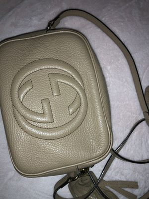 GUCCi Soho Disco Leather Bag for Sale in Seattle, WA